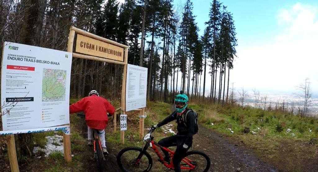 W przeddzień zawodów Enduro Trails Bielsko-Biała