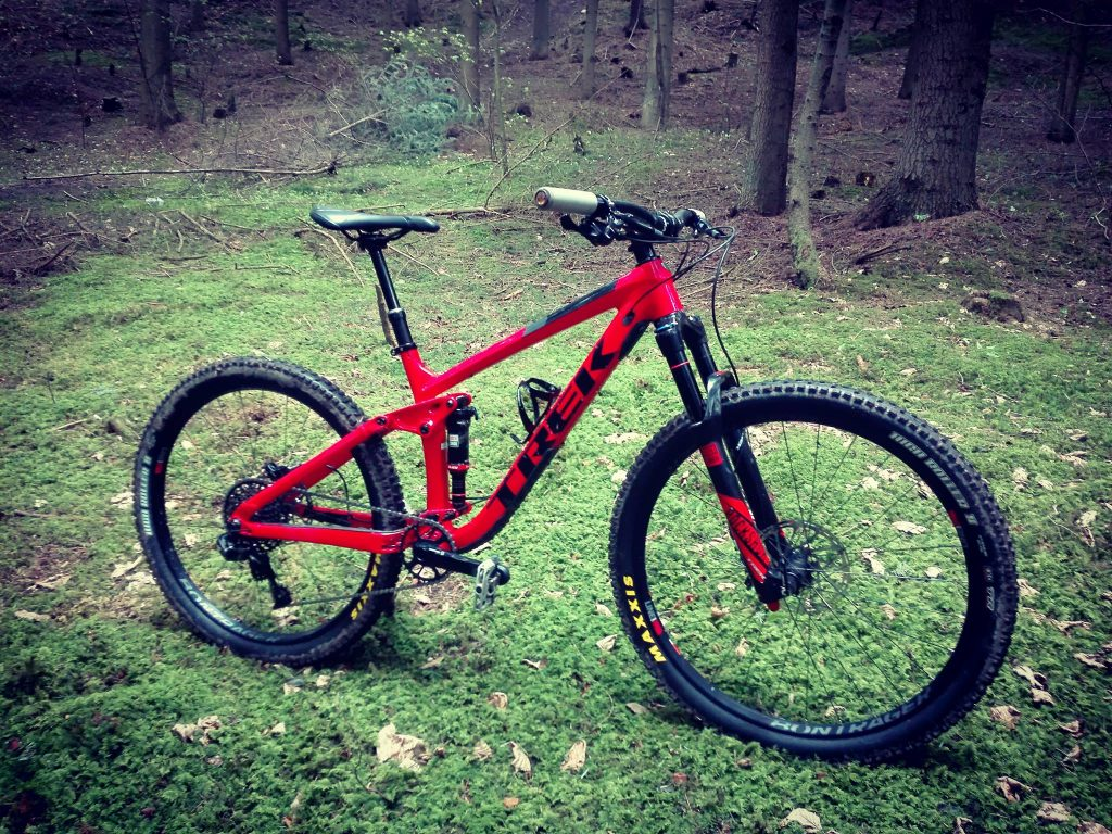 Trek Remedy 9 RSL