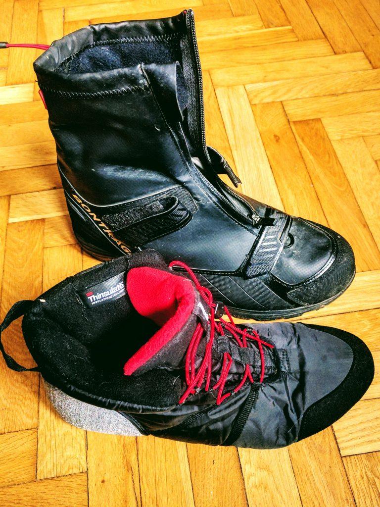 Bontrager OMW - dwa buty w jednym