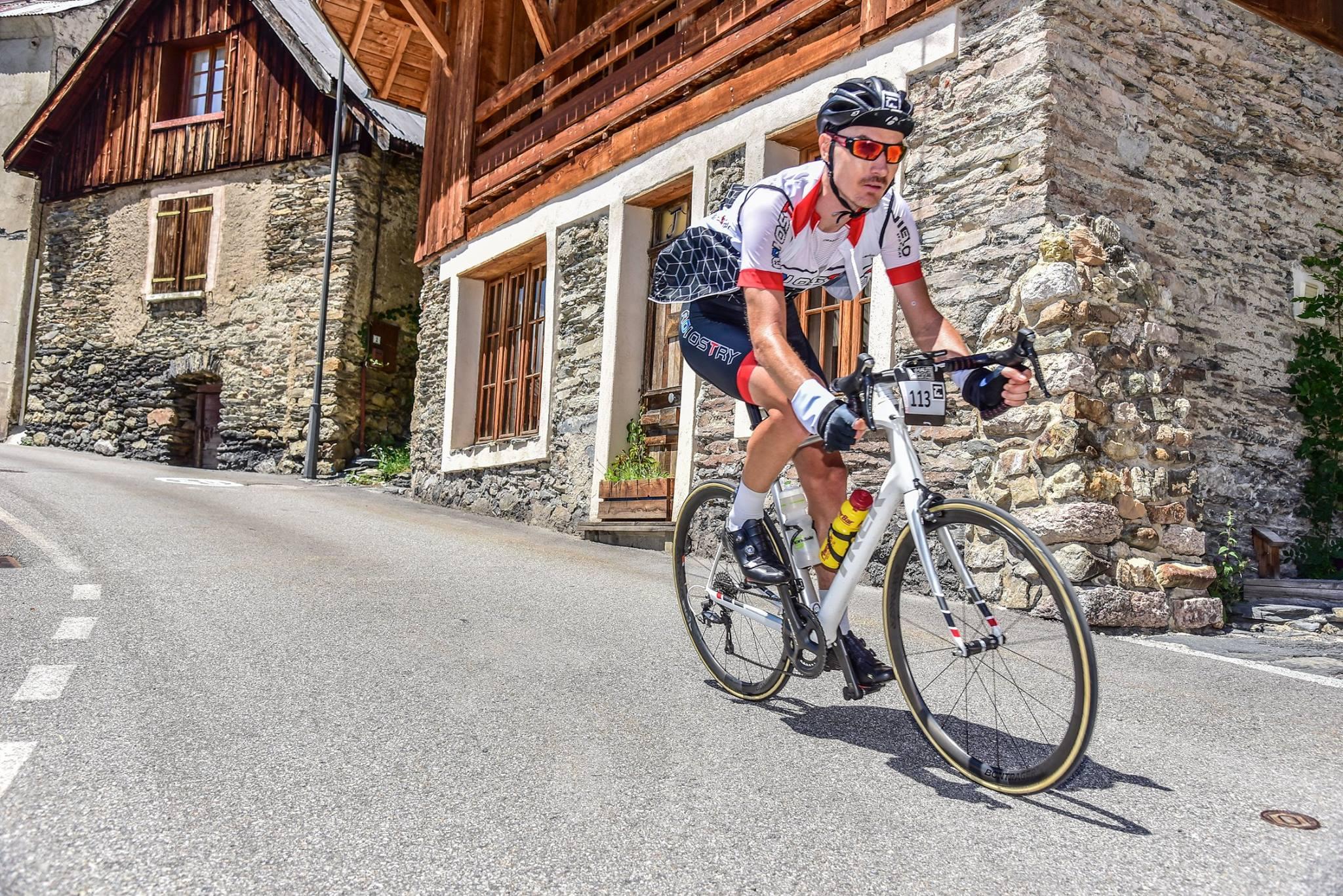Haute Route Alpe d'Huez 2017 – etapówka we Francji