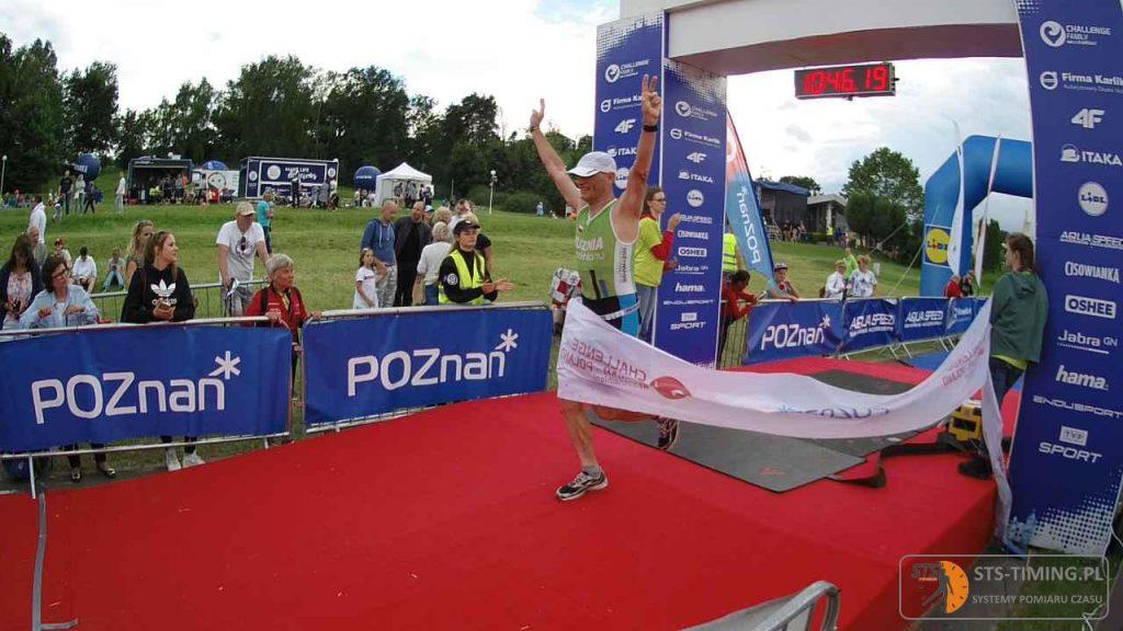 Ten moment - IronMan Challenge Poznań