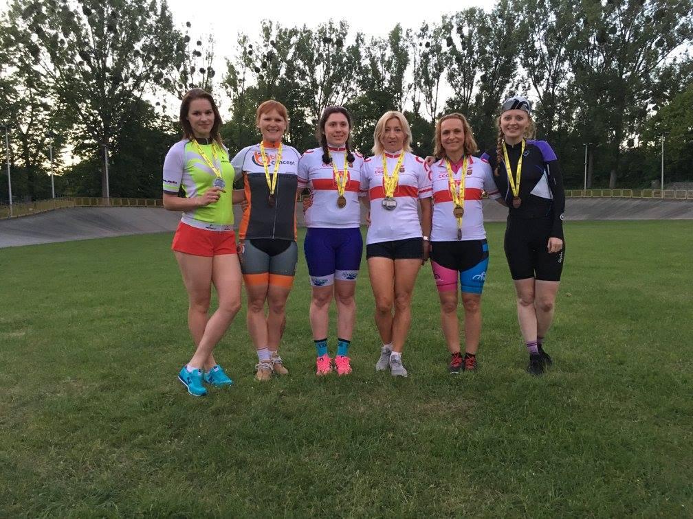 4. weekend pod rząd – Mistrzostwa Polski Masters i Cyklosport