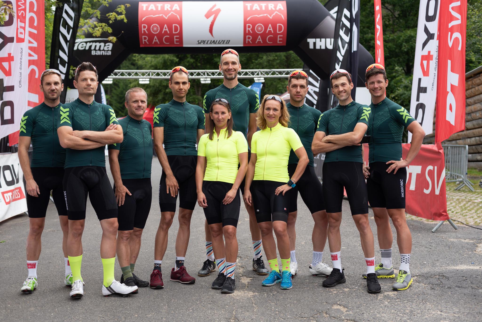 Tatra Road Race 2019 – czyli jak przetrwać ból, burze, ścianę deszczu, zimno, a zostać pokonanym przez gumę…