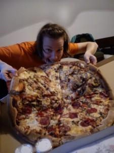Jumbo pizza Fantazja :)