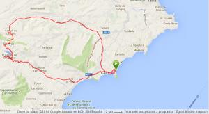 Calpe_2014_Dzien_9_Mapa