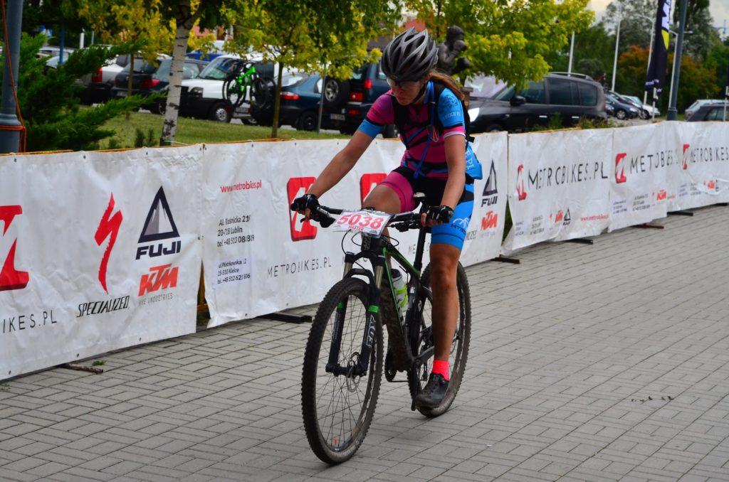 MTBCross Maraton w Kielcach - Sylwia zdobywa kolejne podium